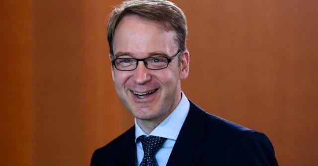 """Bce, il presidente della Bundesbank attacca: """"Ha preso decisioni pericolose"""""""