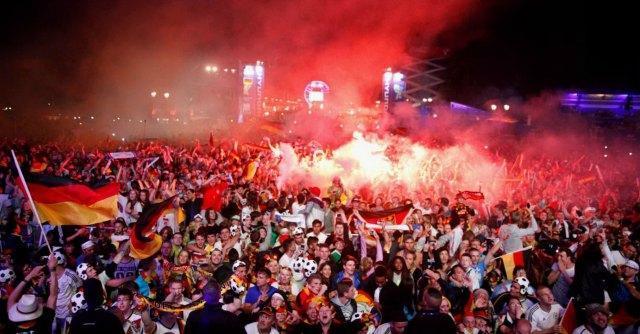 Germania – Argentina, Berlino in festa: tedeschi primi della classe anche nel calcio