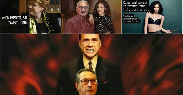 #BerlusconiAssolto si scatena l'ironia, incredulità e la rabbia sul web