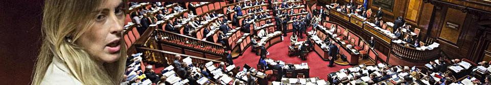 Informazione contro senato s a tagliola voto entro 8 for Calendario lavori senato approvazione