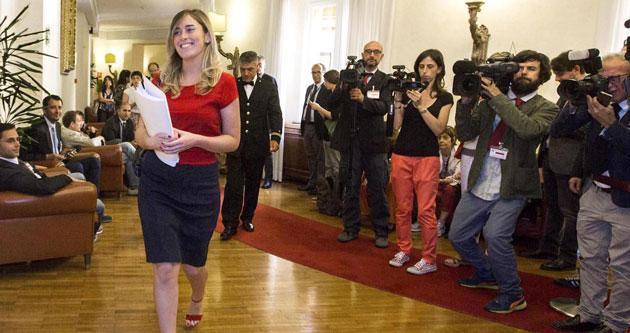Governo Renzi, l'irresistibile vacuità di Karina Huff Boschi