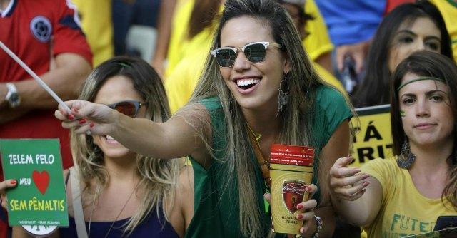 """Mondiali, """"allo stadio brasiliani ricchi e bianchi. Con il Cile 9 su 10 da fasce alte"""""""