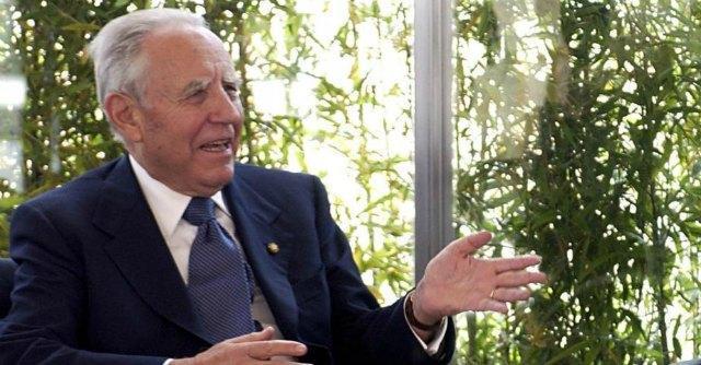 """Carlo Azeglio Ciampi, bollettino medico: """"Notte tranquilla. Situazione stabile"""""""