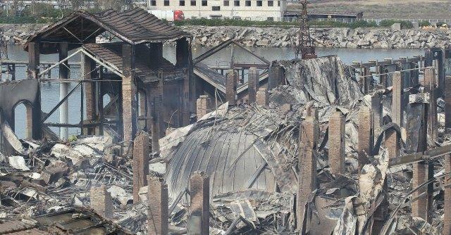 Città della Scienza, indagato un custode per incendio doloso aggravato