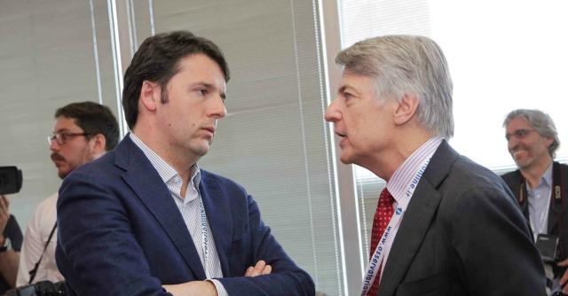 Renzi, De Bortoli e l'odore di massoneria