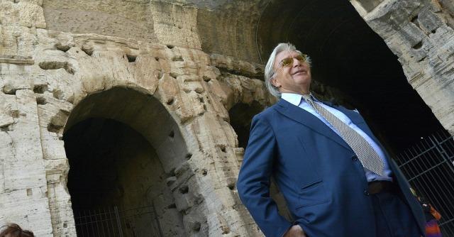 """Italo, Della Valle attacca Gasparri: """"Mantenuto dagli italiani, cacciatelo"""""""