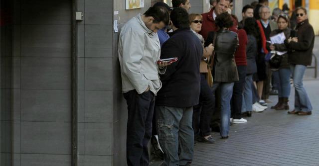 Disoccupazione, in Italia lavora meno di un cittadino ogni due. Peggio solo la Grecia