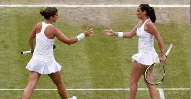 Wimbledon 2014 – Errani e Vinci trionfano nel doppio, il trofeo che mancava