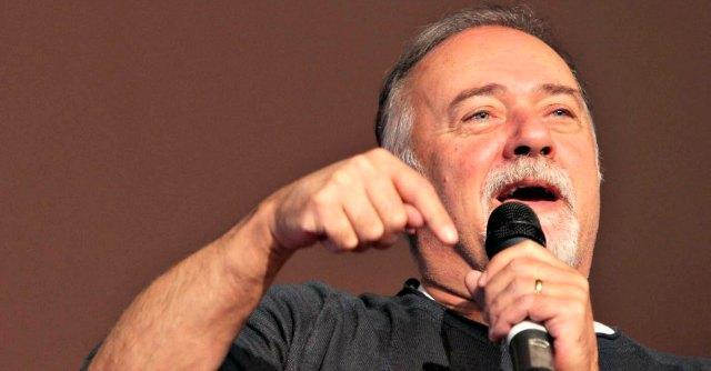 """Giorgio Faletti morto. Nell'ultima intervista disse: """"Sul mio epitaffio scriveranno"""""""