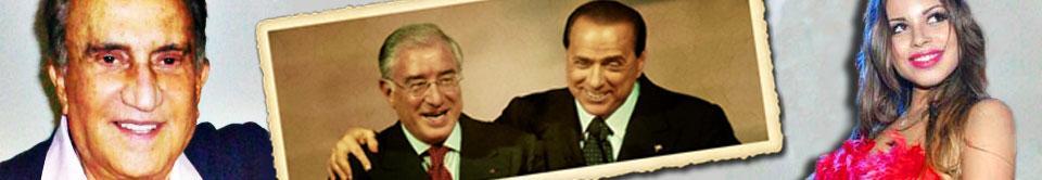 Fede, B e la mafia - Ecco le registrazioni Audio: Dell'Utri e i 10 milioni di Samorì