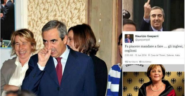Mondiali 2014, la fenomenologia di Maurizio Gasparri su Twitter