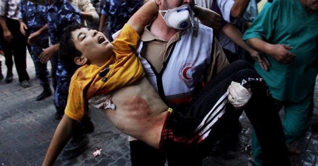 """Gaza, su Lancet gli scienziati contro la guerra: """"Crimine contro l'umanità"""""""