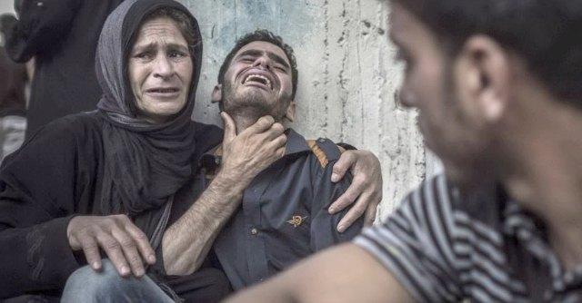 """""""Hamas è la nostra difesa, ma stavolta il prezzo è troppo alto. E ci fa paura"""""""