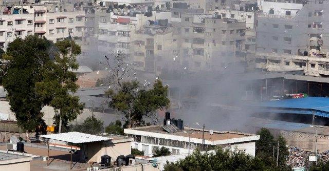 Gaza, colpo d'artiglieria su sede Unrwa, agenzia Onu per i rifugiati palestinesi