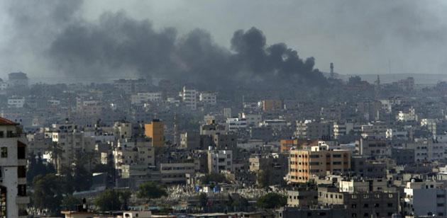 Gaza, crimini di guerra