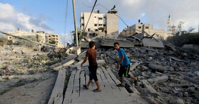 "Gaza, Israele risponde ai razzi di Hamas. Obama a Netanyahu: ""Tregua immediata"""