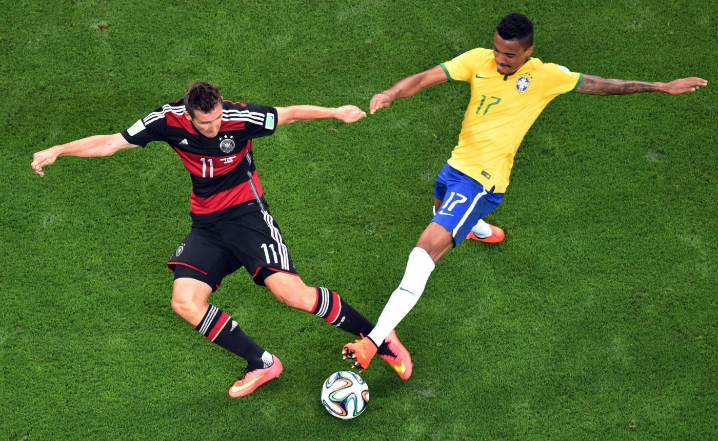 Mondiali Brasile 2014: grazie Germania! Il calcio non è partecipare