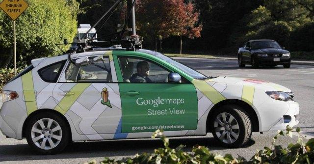 "Google Street View: ""sbianchettate"" le case di Tony Blair, Lili Allen e Jimmy Page"