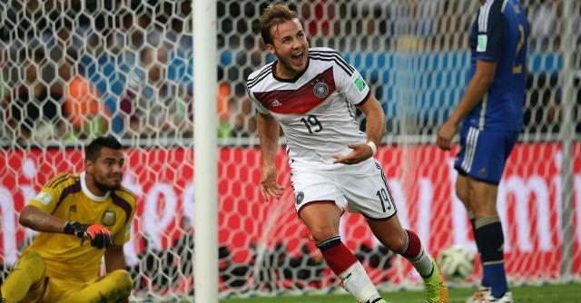 Germania-Argentina, tedeschi sul tetto del mondo. Merkel gongola, Rousseff anche