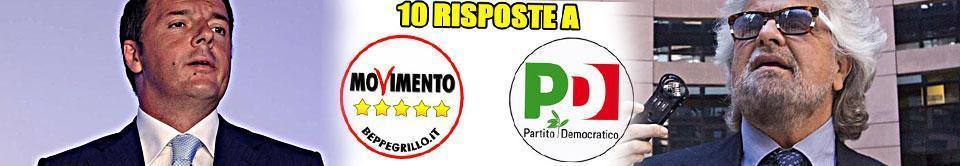 """Riforme, le dieci risposte M5S a Renzi """"Disposti a trattare su tutto, basta alibi"""""""