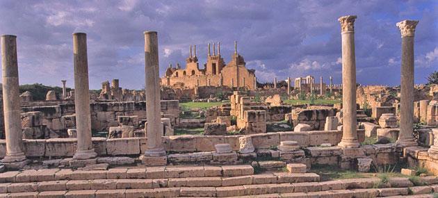 Libia, i tesori archeologici indifesi
