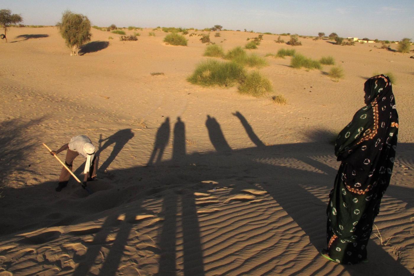 Mali, il canto delle dune