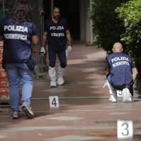 Freddato Silvio Fanella, 41 anni, probabile coinvolgimento nell'inchiesta Fastweb
