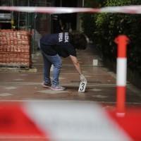 Colpi di pistola in un appartamento di via della Camilluccia, zona signorile della Capitale