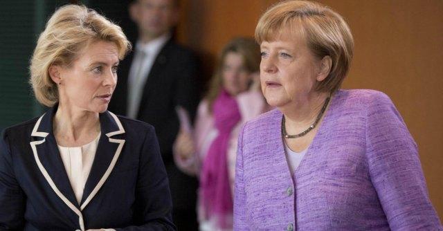 """Angela Merkel, """"cancelliera pensa di dimettersi prima della fine del mandato"""""""