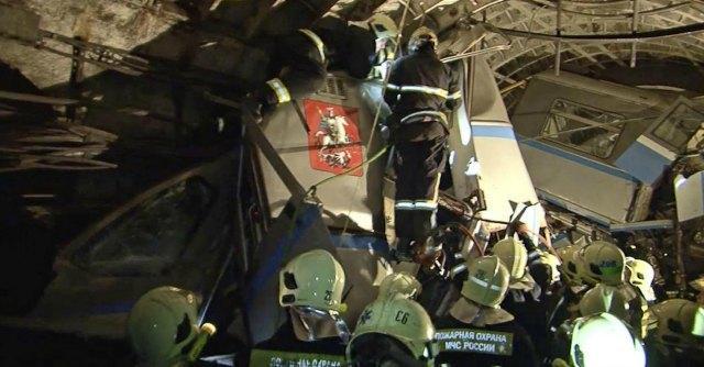 Incidente Metro Mosca