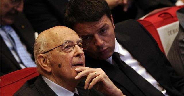 """Riforme, Napolitano: """"No inconcludenza, urgente superare bicameralismo perfetto"""""""