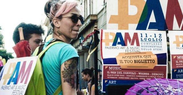 Palermo Art and Music festival