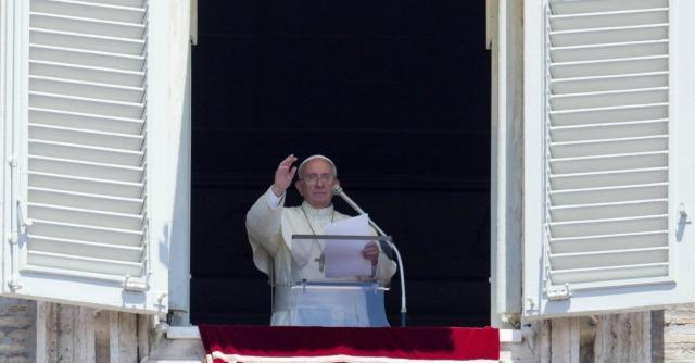 """Papa Francesco: """"Incontro Shimon Peres e Abu Mazen non è avvenuto invano"""""""