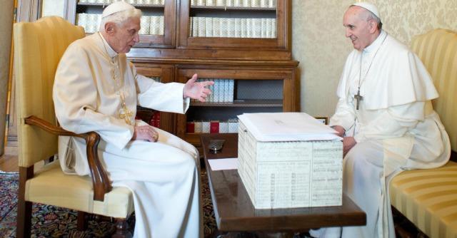 Argentina – Germania, è 'santa finale' tra Papa Francesco e Benedetto XVI