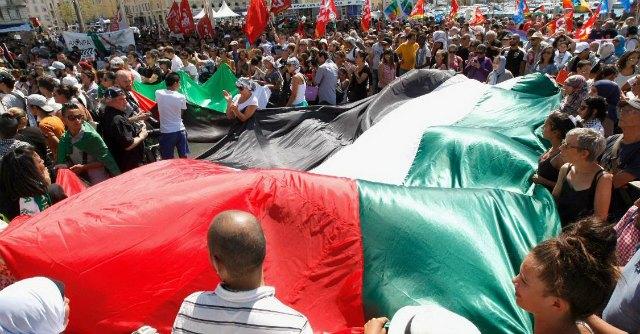 Gaza, nuovi scontri e 40 fermi in Francia Londra, 15.000 in piazza contro Israele