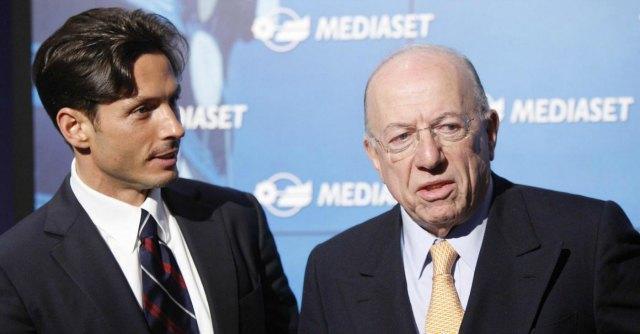Mediatrade, Pier Silvio Berlusconi e Fedele Confalonieri assolti e prescritti