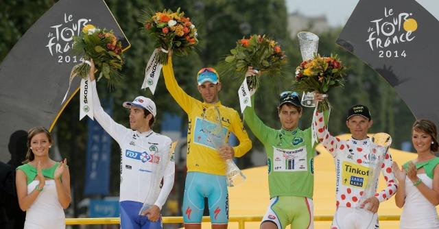 Tour de France 2014: Vincenzo Nibali vince da dominatore (attaccando sempre)