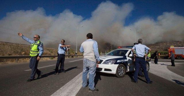 Polizia israele