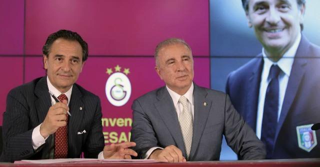"""Cesare Prandelli al Galatasaray: """"Io paragonato a Schettino e minacciato"""""""