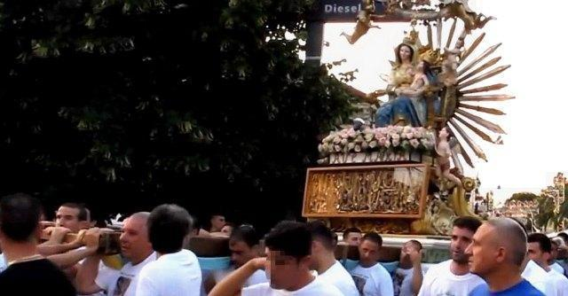 Processione Oppido Mamertina