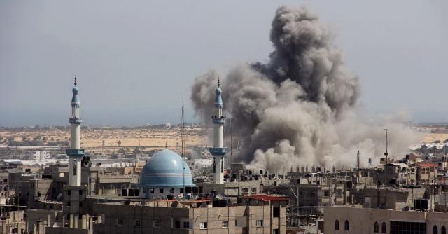 Gaza, 180 morti e 1100 feriti. Hamas lancia droni su Ashdod. Egitto propone tregua