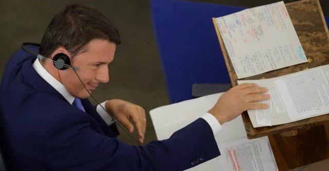 Semestre europeo, Renzi propone la sua lista: flessibilità, industria e digitale