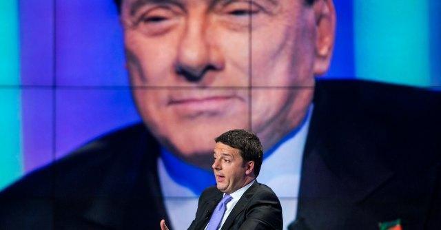 Renzi - Berlusconi