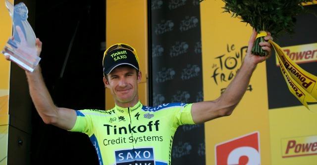 Tour de France 2014, impresa di Rogers sui Pirenei. E Nibali controlla senza problemi