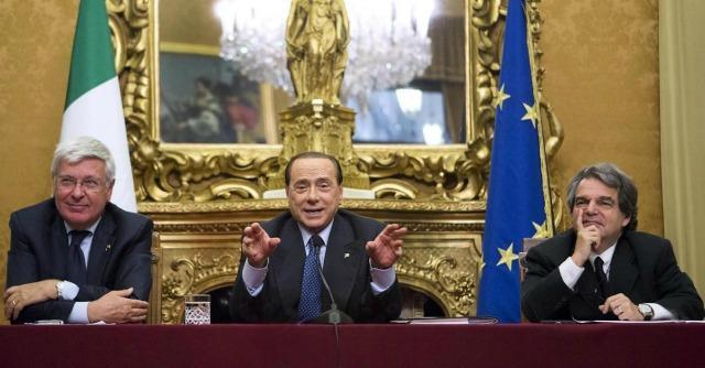 Berlusconi e Brunetta