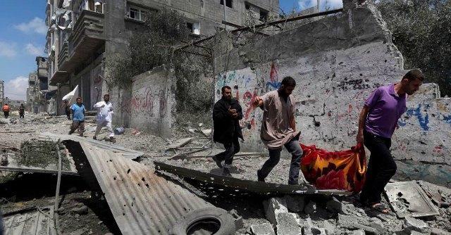 "Gaza, oltre 500 morti. Onu: ""Tregua subito"" ""Israele bombarda ospedale: 4 vittime"""