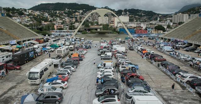 Argentina – Germania, viaggio tra i tifosi albicelesti nel sambodromo di Rio