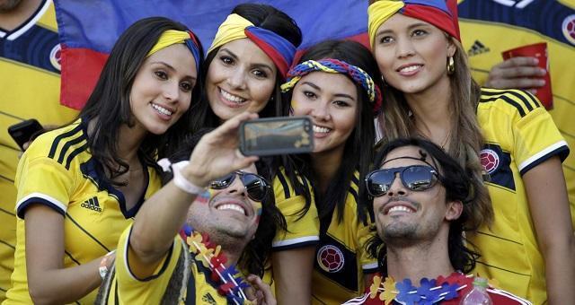 Selfie-Mondiali