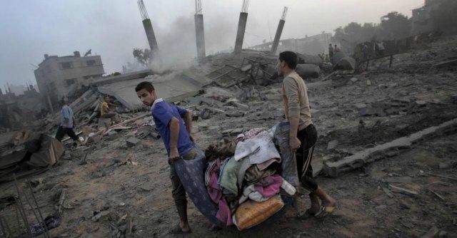"Israele, l'esercito: ""Colpita Gerusalemme"" Fonti palestinesi: ""25 morti a Gaza"""