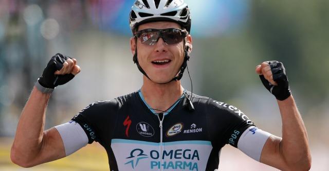 Tour de France 2014, Nibali cede la maglia gialla al francese Gallopin